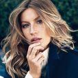 Gisele Bündchen, ravissante égérie automnale pour H&M. Campagne publicitaire automne-hiver 2013.