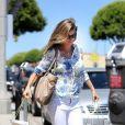 Gisele Bundchen à Los Angeles, le 17 juillet 2013.