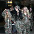 Kylie Jenner fête ses 16 ans à Los Angeles, le 17 août 2013.