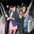 Willow Smith et Jayden Smith se rendent à l'anniversaire de Kylie Jenner à Los Angeles, le 17 août 2013.