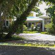 Exclusif - Un homme a été retrouvé mort dans la villa d'Olivia Newton-John à Jupiter Inlet Colony, en Floride le 19 août 2013. Il s'agirait d'un suicide.