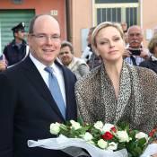 Charlene de Monaco : Surprenante en léopard devant son prince honoré
