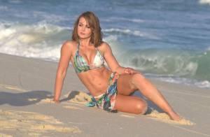 Gabriela Spanic : Sexy en bikini, elle se remet de sa tentative de meurtre