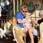 Elton John et David Furnish : Les fiers papas s'éclatent avec leurs enfants