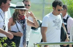 Jennifer Aniston et Justin Theroux : Les vacances de l'amour, c'est fini...