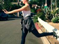 Ireland Baldwin : Elle s'improvise prof de fitness et c'est plutôt gênant !