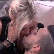 Secret Story 7: Stéphanie et Vincent s'embrassent, torrides, Alexia sous le choc