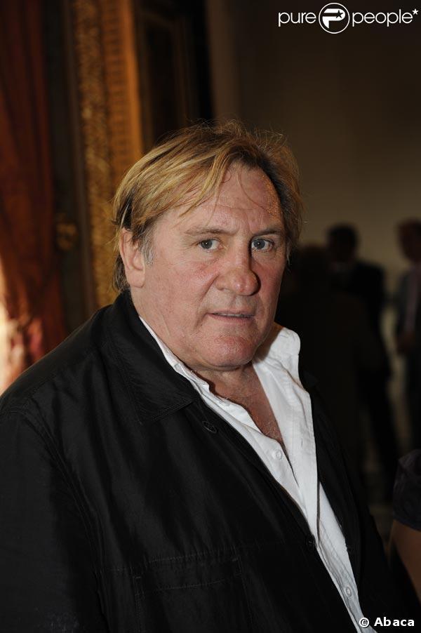 Gerard Depardieu - Picture