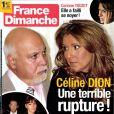 Magazine France Dimanche du 30 août 2013.