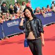 Linh-Dan Pham lors de la première du film Le Majordome à Deauville, le 31 août 2013.