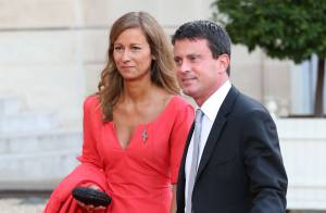 Manuel Valls et Anne Gravoin : Stars du bal des couples ministériels à l'Élysée