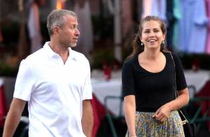 Roman Abramovitch et sa belle Dasha : Tendres vacances pour les heureux parents