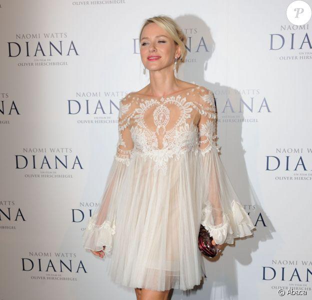 Naomi Watts lors de la présentation de Diana à l'UGC Normandie sur les Champs-Elysées à Paris le 6 septembre 2013.