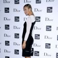 Maria Sharapova assiste à la soirée Dior au centre commercial Saks Fifth Avenue. New York, le 6 septembre 2013.