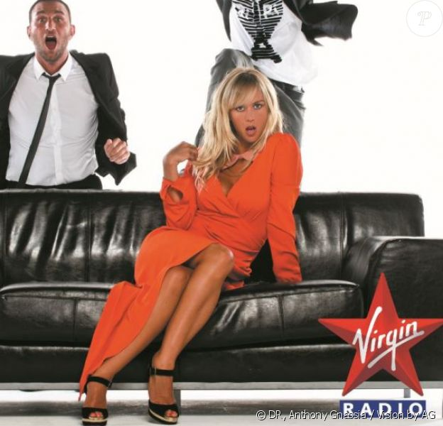 Enora Malagré, Michael Zazoun et Stéphane Bak, sur Virgin Radio de 21h à minuit, du lundi au vendredi dès le 26 août 2013.