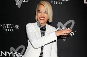 Fashion Week : Rita Ora, égérie déchaînée pour DKNY, entre défilé et soirée