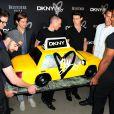 Soirée du 25e anniversaire de la marque DKNY. New York, le 9 septembre 2013.