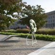 Barack Obama lors d'un hommage aux victimes des attentats du World Trade Center au Pentagone le 11 septembre 2013.