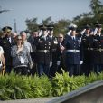 Hommage aux victimes des attentats du World Trade Center au Pentagone le 11 septembre 2013.