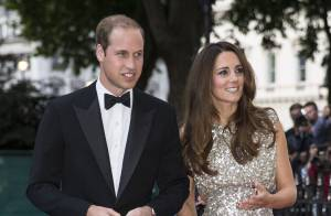 Kate Middleton: Éblouissante au bras de son prince William pour son grand retour
