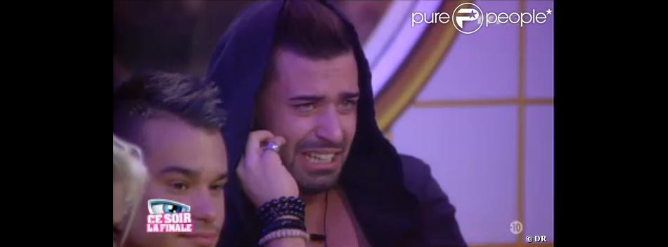 Vincent dans Secret Story 7, quotidienne du vendredi 13 septembre 2013 sur TF1.