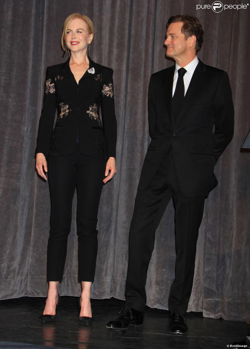 Nicole Kidman et Colin...