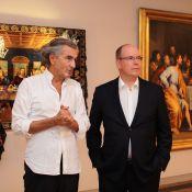 Albert de Monaco : Amateur prestigieux d'art guidé par Bernard-Henri Lévy