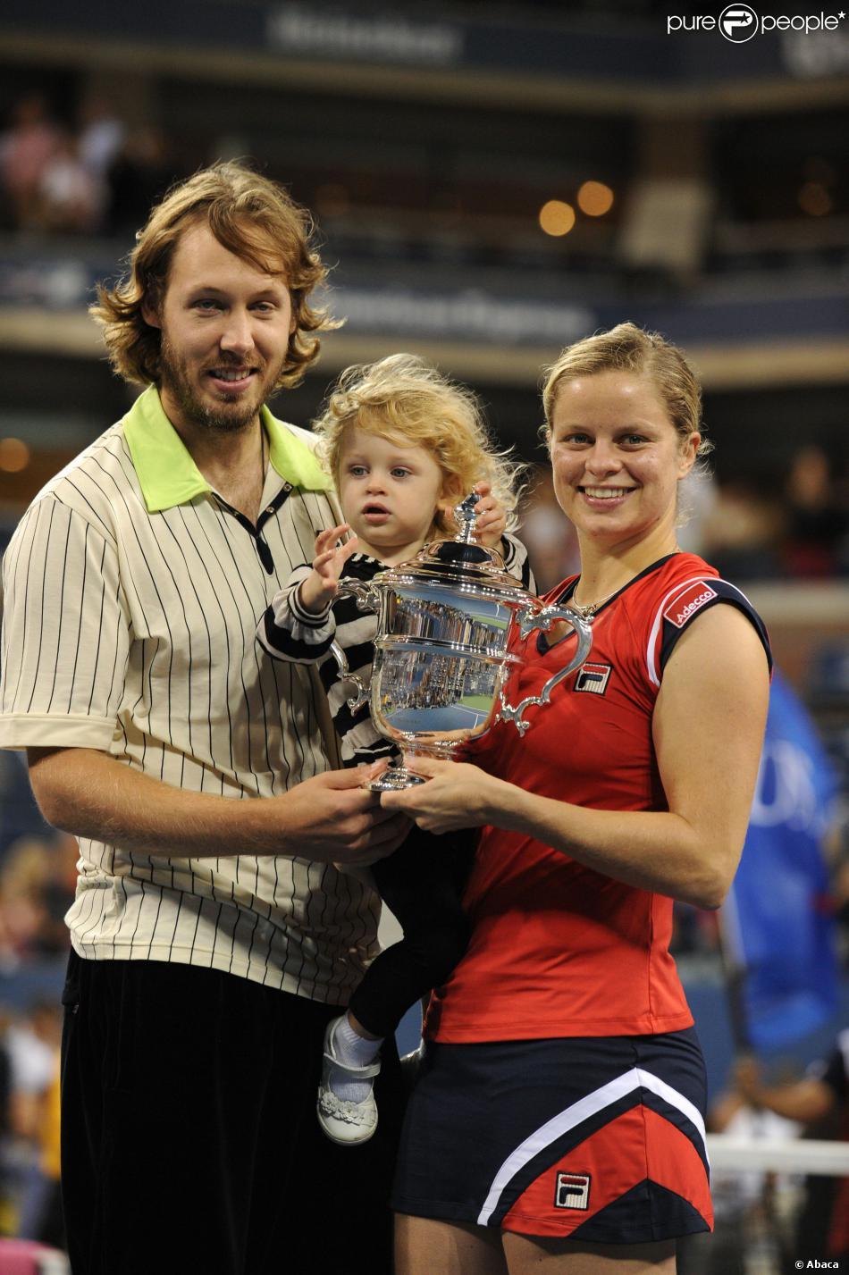 Kim Clijsters a donné naissance  son second enfant Jada enfin