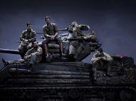 Brad Pitt : Transformé pour la première image du film de guerre Fury