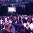 Gala de l'amfAR à Milan, le 21 septembre 2013.