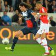 Match PSG- Monaco au Parc des Princes le 22 septembre 2013.