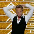 Neil Patrick Harris exceptionnel a présenté la 65e cérémonie des Emmy Awards à Los Angeles, le 22 septembre 2013.
