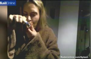 Brooke Mueller : Filmée en train de se droguer, l'ex de Charlie Sheen choque