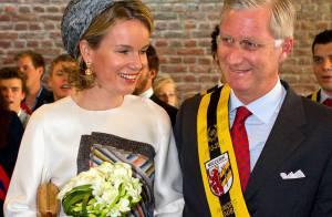 Mathilde et Philippe de Belgique : Complices dans l'ombre du géant de Hasselt