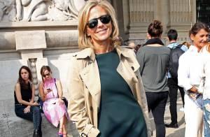Fashion Week : Claire Chazal et Inès de la Fressange, invitées du défilé Carven