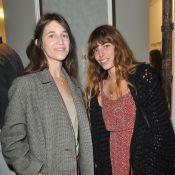 Charlotte Gainsbourg, Lou Doillon et Kate Barry, soeurs réunies et complices