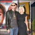 Jim Carrey et Jenny McCarthy à l'avant-première de Pineapple Express, le 31/07/08