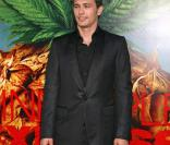 James Franco à l'avant-première de Pineapple Express, Los Angeles le 31/07/08