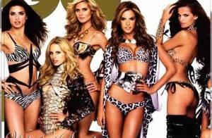 PHOTOS : Toutes les stars de Victoria's Secret réunies... pour le plaisir des yeux !