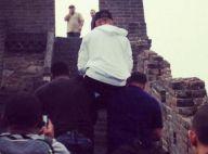 Justin Bieber : Caprice de diva sur la Grande Muraille de Chine...