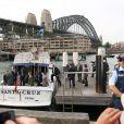 Le prince Harry à Sydney le 5 octobre 2013
