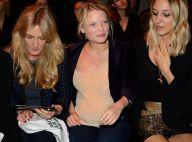 Fashion Week : Mélanie Thierry, enceinte et détendue, toujours fan de mode