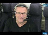 Laurent Ruquier : Fous rires et complicité à bord d'un Airbus