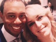 Lindsey Vonn : Rayonnante et amoureuse au bras de Tiger Woods