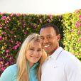 Tiger Woods et Lindsey Vonn officialisent leur relation le 18 mars 2013 en publiant des clichés de leur couple sur ls réseaux sociaux