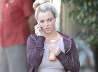 Britney Spears, sans maquillage et look en berne... Vegas, c'est pas gagné !