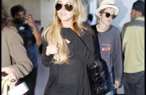 PHOTOS : Lindsay Lohan et Samantha Ronson, voyage en amoureuses !