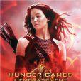 Affiche française d'Hunger Games : L'Embrasement.