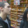 """Alizée et Grégoire Lyonnet   dans """"Danse avec les stars 4"""" sur TF1. Le 12 octobre 2013."""