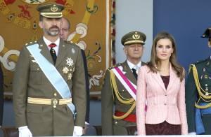 Felipe et Letizia d'Espagne : Un couple fier malgré la crise et l'absence du roi